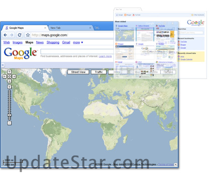 Google Chrome 26.0.1410.64